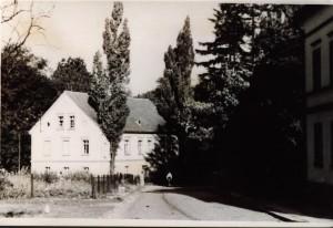 Pierwsza szkoła w powojennym Walimiu