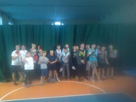 Turniej tenisa stołowego 10